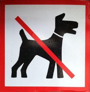 Hundeverbot Halmstad