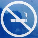 Rauchverbot in Halmstad
