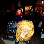 Der bayerische Löwe, München 2006
