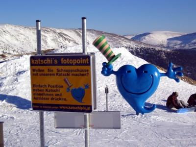 katschi's fotopoint - im Skigebiet Katschberg