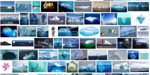 "Google-Bildersuche ""iceberg"" 20.2.2018 Screenshot#5"