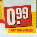 Rewe Preishinweis auf Werbeprospekt 2010