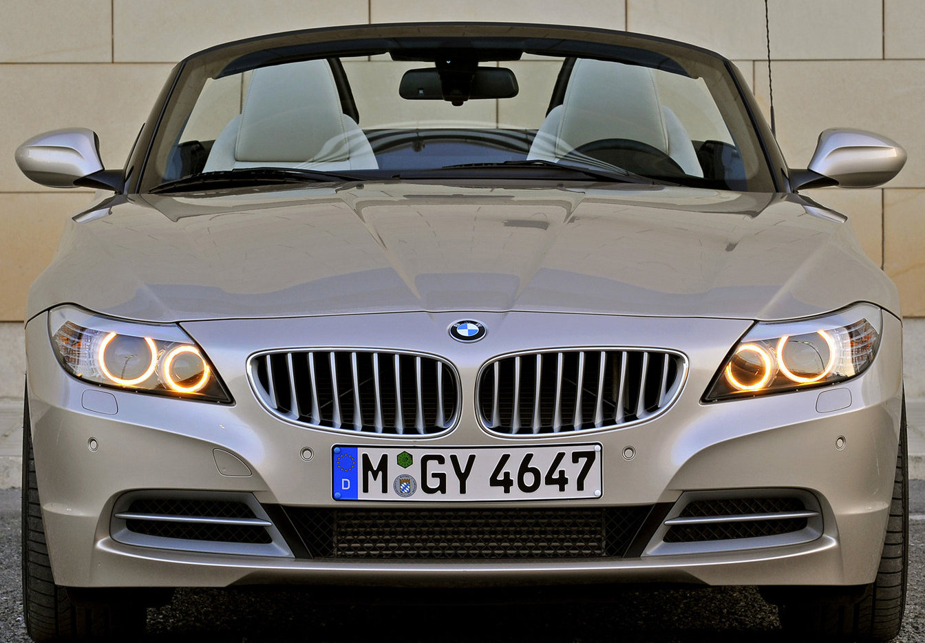 BMW Z4 Front 2010