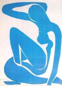 Abstraktes Bild von Matisse